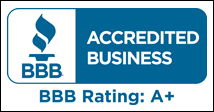 BBB Accredited Business (A+)