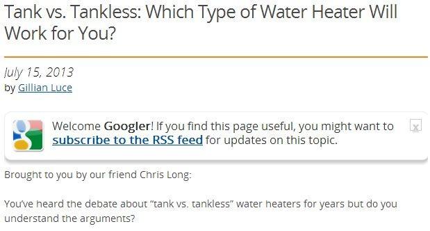 tanks vs tankless